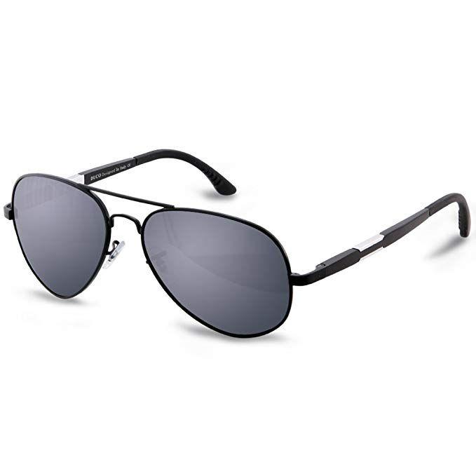 Polarisierte Sonnenbrille HD Driving Pilot Glasses Übergroße Nachtsichtbrille R