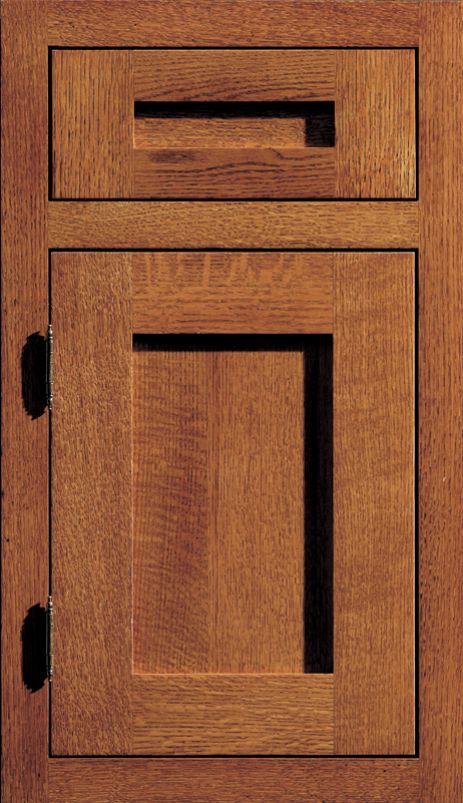 Dura Supreme Cabinetry Craftsman Panel Inset Cabinet Door Style