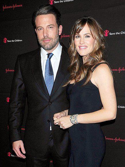 Ben Affleck and Jennifer Garner Were 'Both Making The Best of A Hard Situation' | PEOPLE.com