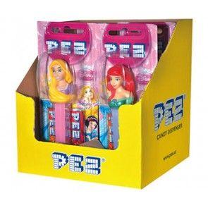 Pez Disney Princess 6pk