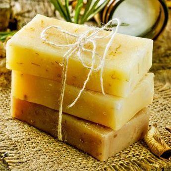 Seife herstellen - Seifen-Rezept: Patchouli-Seife selber machen, ein duftendes Stück Exotik ...