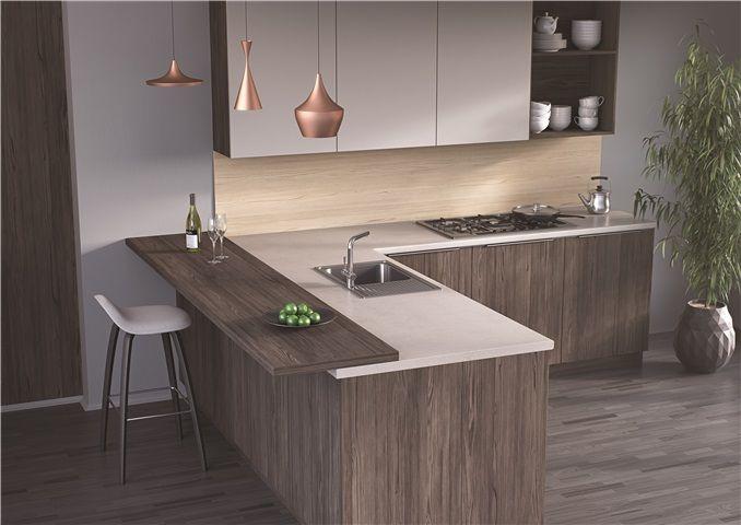 Egger Kitchen Worktop F080 St82 Pegasus White This Is A