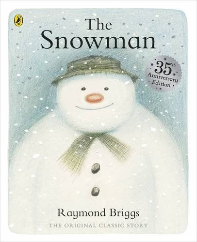 The Snowman by Raymond Briggs. More like this at www.thebookseekers.com/collections.html