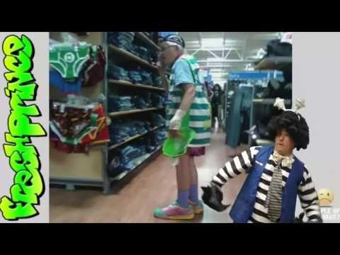 shopping at walmart music video
