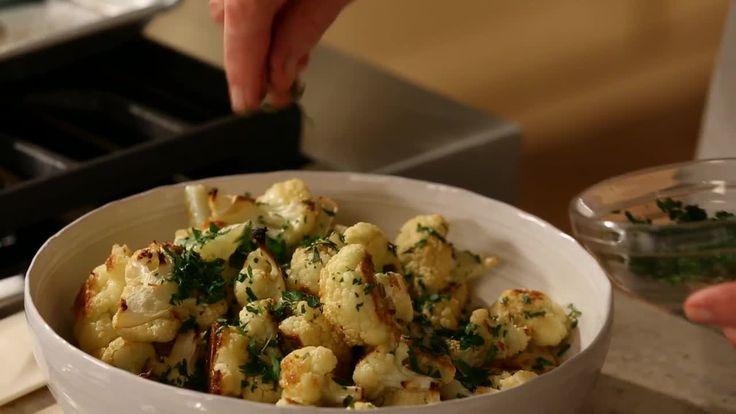 Cooking School / How to Roast Cauliflower