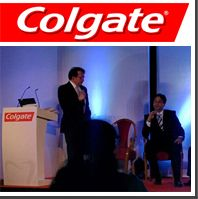 COLGATE LAUNCH