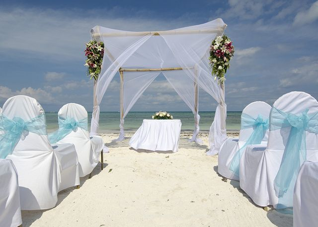 Beach Wedding Arch Ideas: 17 Best Images About Weddings: Beach Altar Ideas On