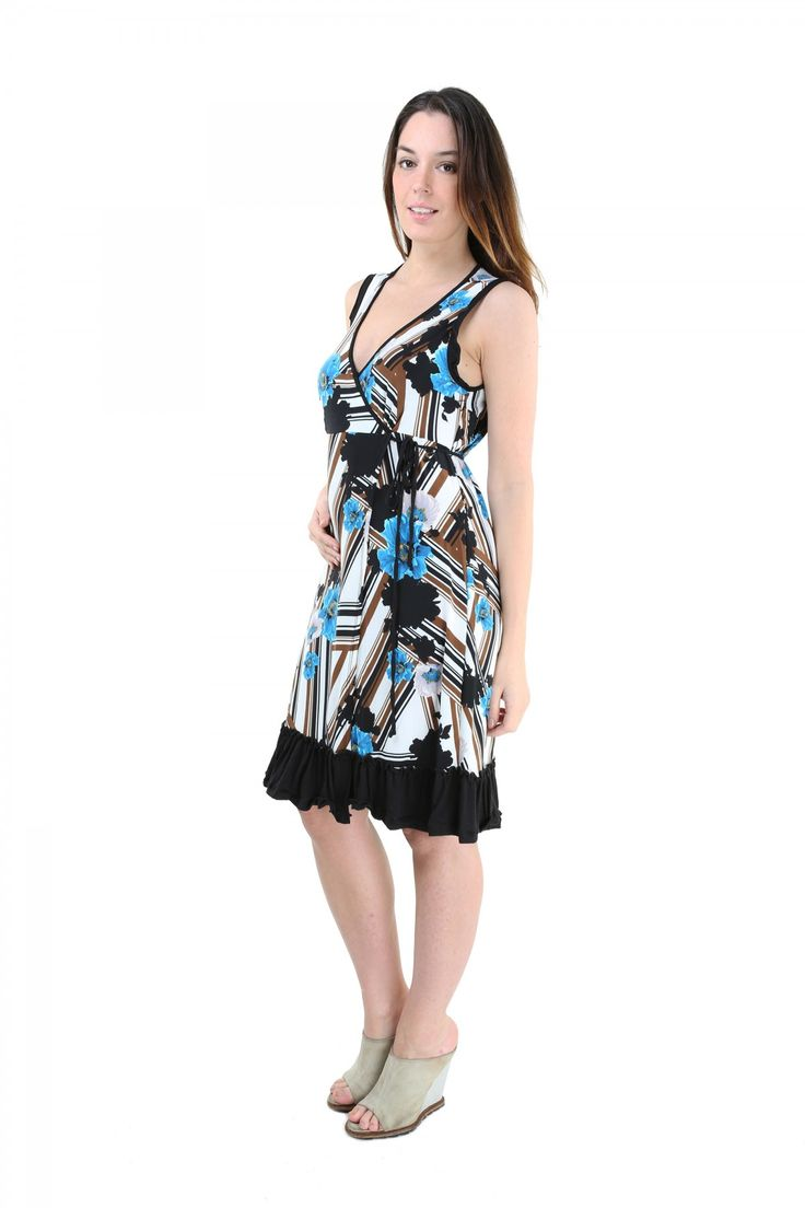 http://247comfortapparel.com/women/dresses/24-7-comfort-apparel-women-s-floral-chocolate-drizzle-printed-dress-12126.html
