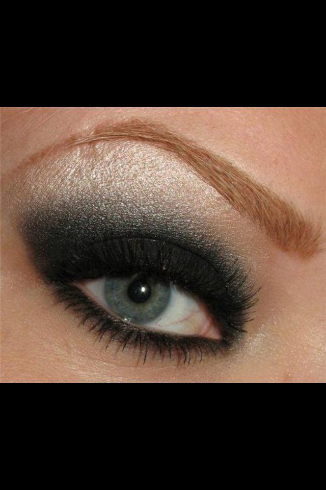 48 Best Cool Eye Makeup Images On Pinterest