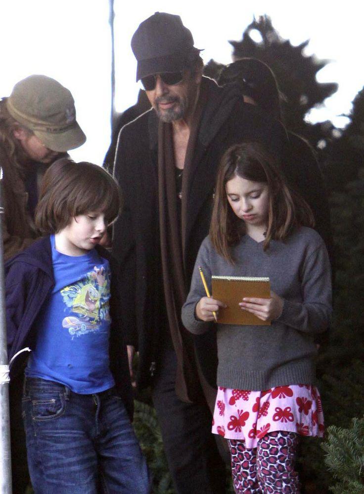 Anton & Olivia Pacino