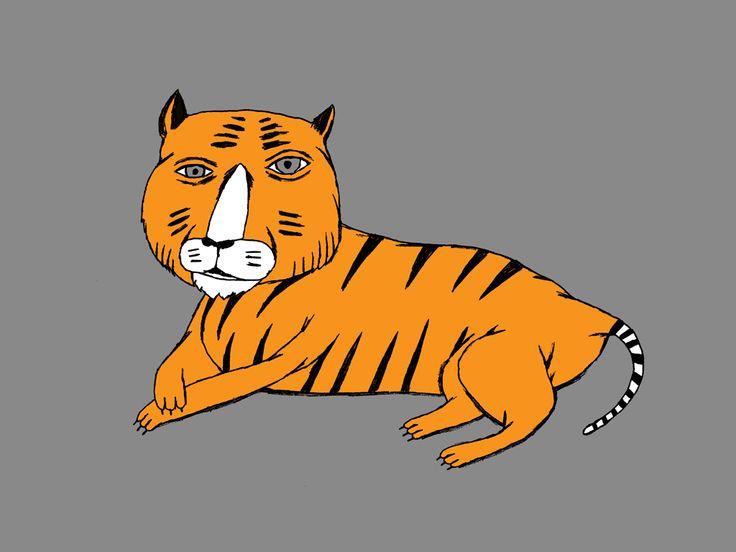 VO | Valérie Oualid : Agent d'illustrateurs | Bob London | Tiger