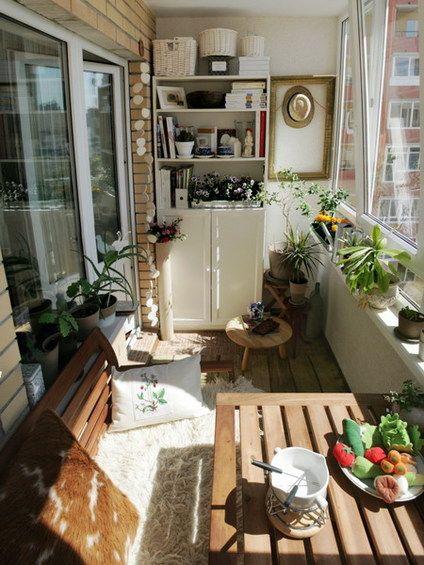 Балкон,российский балкон,декор,украшение балкона,дизайн балкона,что сделать с балконом