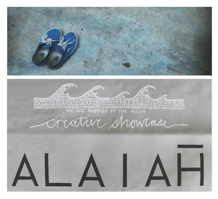 Creative showcase June 12th at it's a house.  Ocean inspired fashion, art, and music. Feat. Al Bairre, Miles Sievwright and Sam Jam. https://www.facebook.com/itsahousect