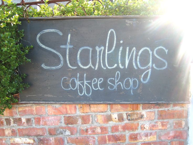 Starlings Cafe, Claremont