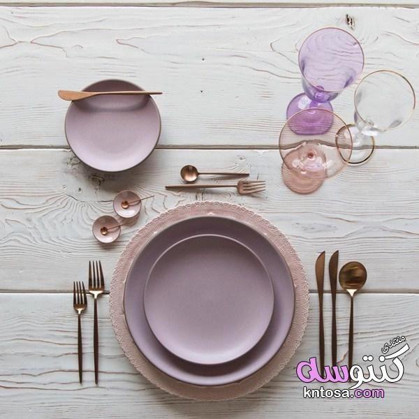 ملف كامل أتيكيت ترتيب سفرة الطعام فن الإتيكيت في أي عزومة اتيكيت في المطاعم وترتيب السفرة Kntosa Com 18 19 155 Heath Ceramics Luxury Tabletop Gold Spoon