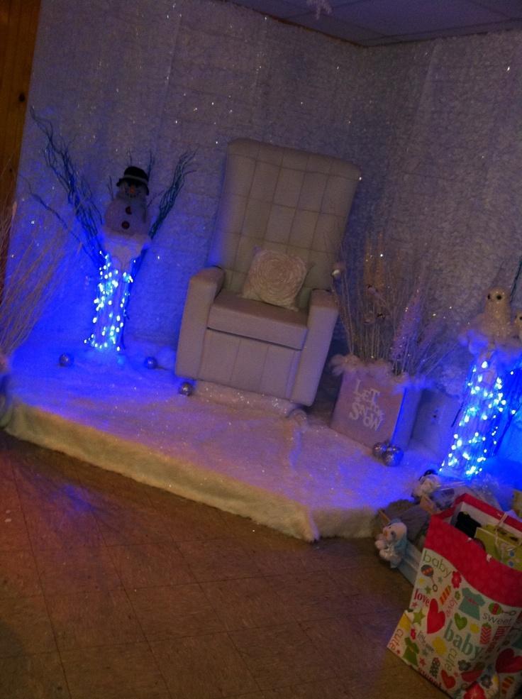 Christmas Event Decor