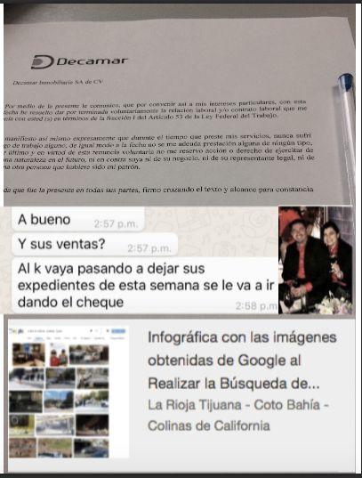 GIG CALUMNIA, DIFAMA Y VIOLA CONTRATO CON CAMPAÑA DIFAMATORIA EMPRENDIDA CONTRA EX EMPLEADO, AQUI RESULTADOS DEL EQUIPO DE VENTAS LA RIOJA TIJUANA EN DONDE SE DEMUESTRA LA PRODUCTIVIDAD Y EFECTIVIDAD DE QUIEN FUERA AGREDIDO FISICAMENTE POR EL GERENTE DE GIG TIJUANA