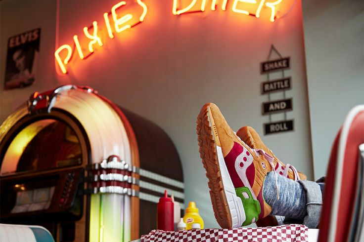 Saucony Burger Sneaker