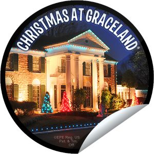 Elvis Presley: Christmas at Graceland -  You are now watching the live broadcast of the Graceland Lighting Ceremony. Enjoy this magical holiday experience and thank you for checking-in. Share this one proudly. It's from our friends at Elvis Presley Enterprises.