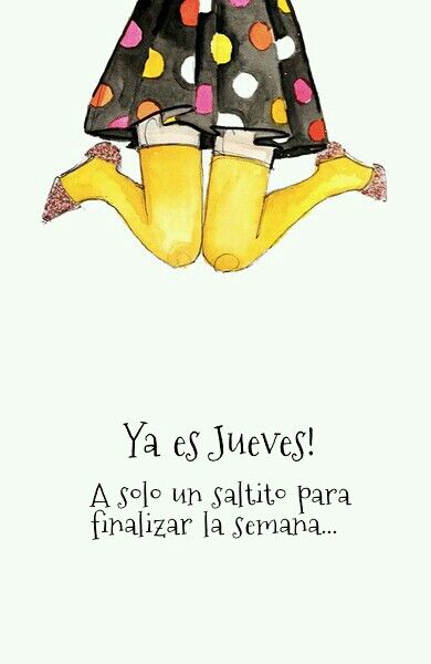 Yeah!!! #jueves