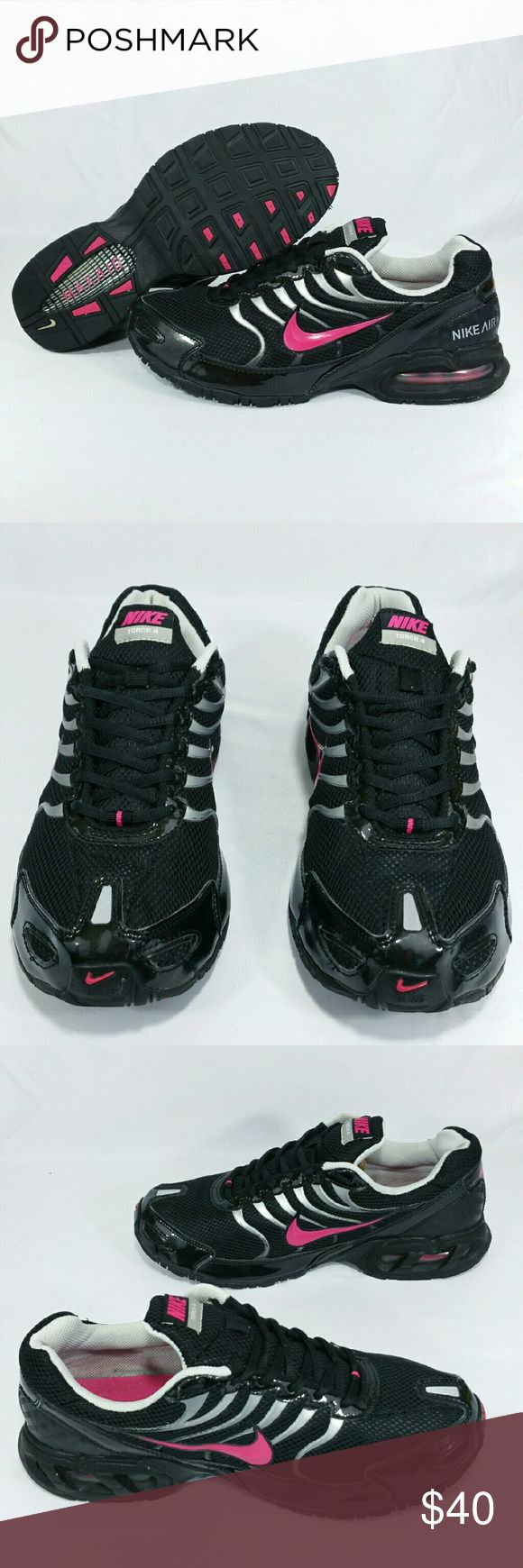 Nike air max torch 4 running shoe - Nike Air Max Torch 4 Hot Pink Black Wo S 11 Shoes
