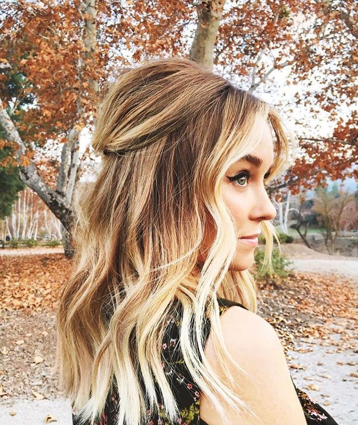 """Cream Soda"" Is the Hottest Hair Color Trend for Fall 