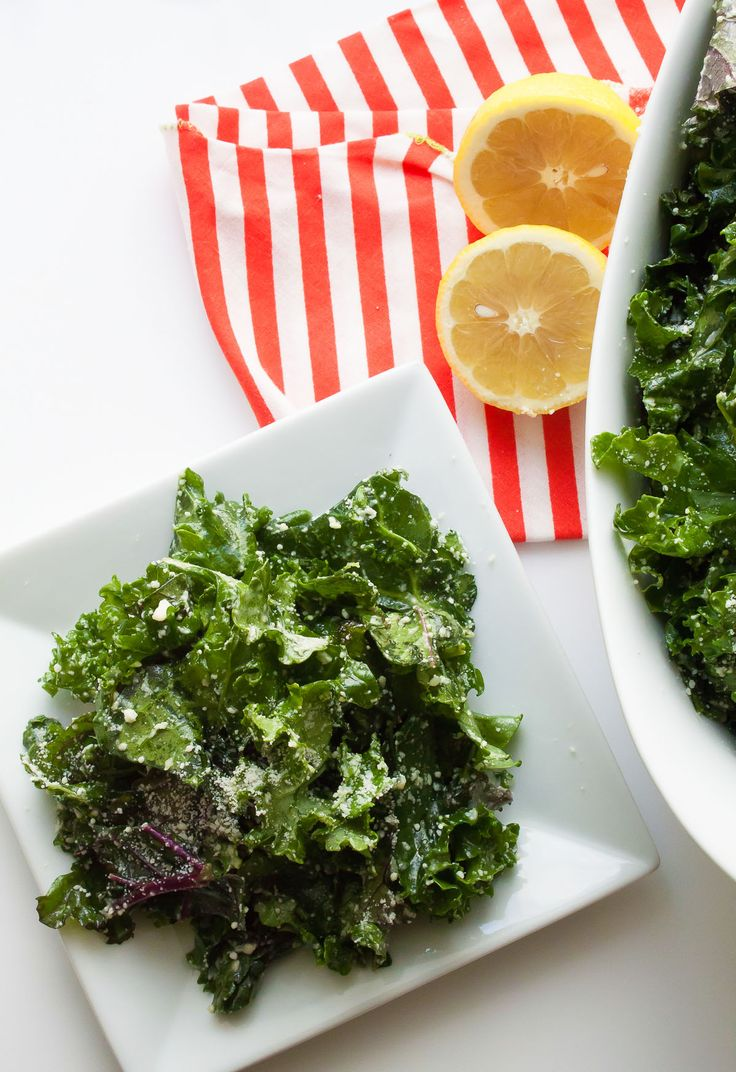 This recipe combines the heartiness of kale salad and the bright lemon parmesan flavor of caesar salad - with none of the fuss! It's easy and healthy!