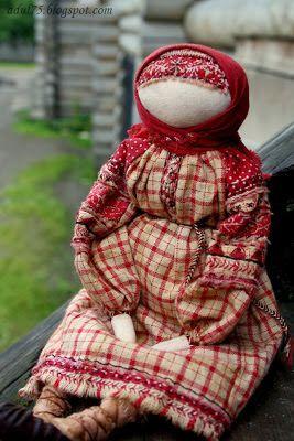 всякие всякости...: куклы рожденные мной