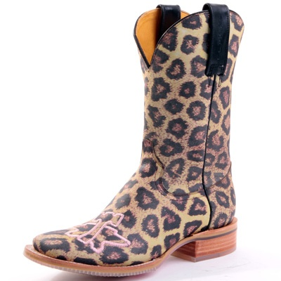 Tin Haul Leopard Cowboy Boots|All Womens Western Boots