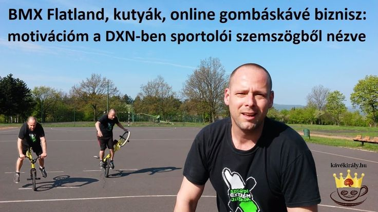 Why on earth would a BMX Flatland rider work in MLM business? My motivat...