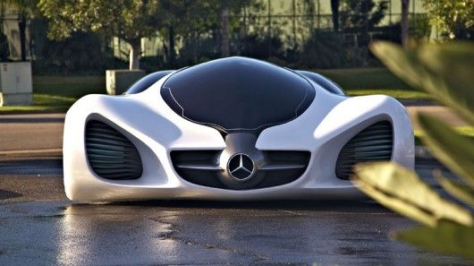 Organically grown car that expels pure oxygen and biodegrades at the end of it's life.... YES!