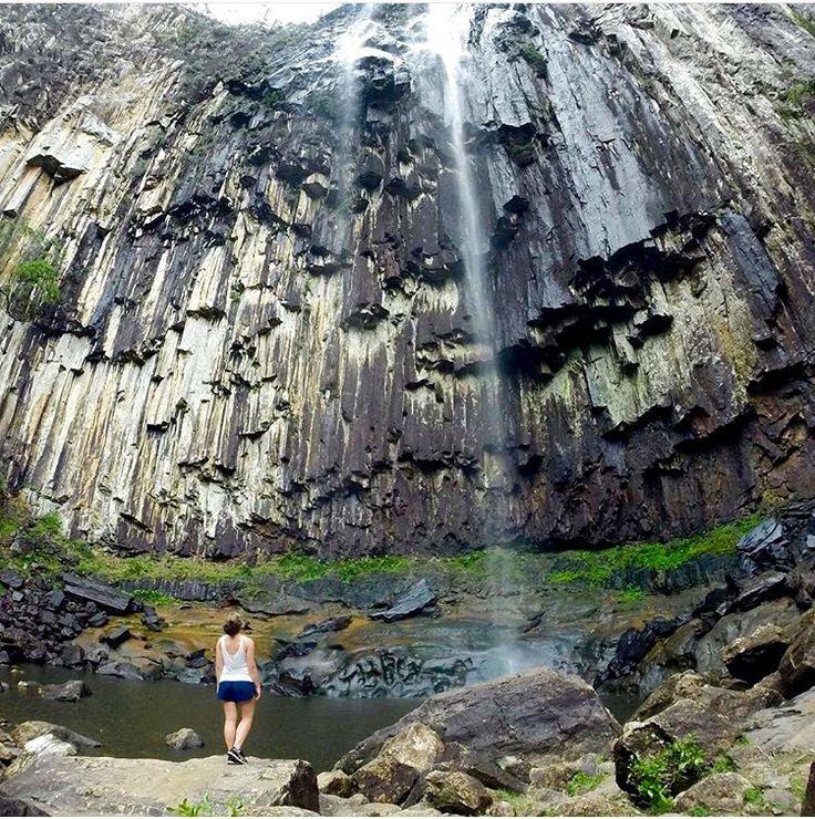 Minyon Falls, Far North Coast of New South Wales, Australia.