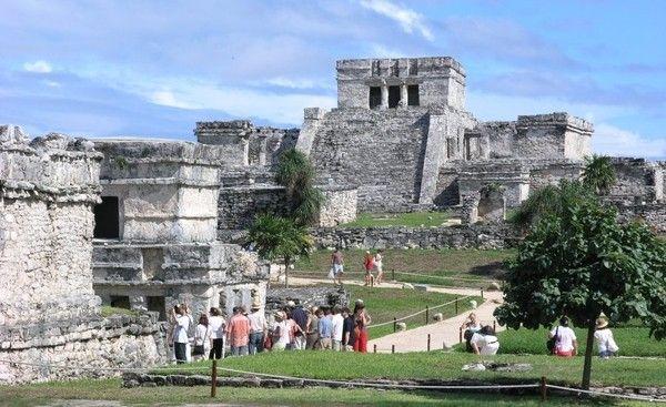 Модные туристические направления в 2013 году: Тулум, Мексика   Фотографии