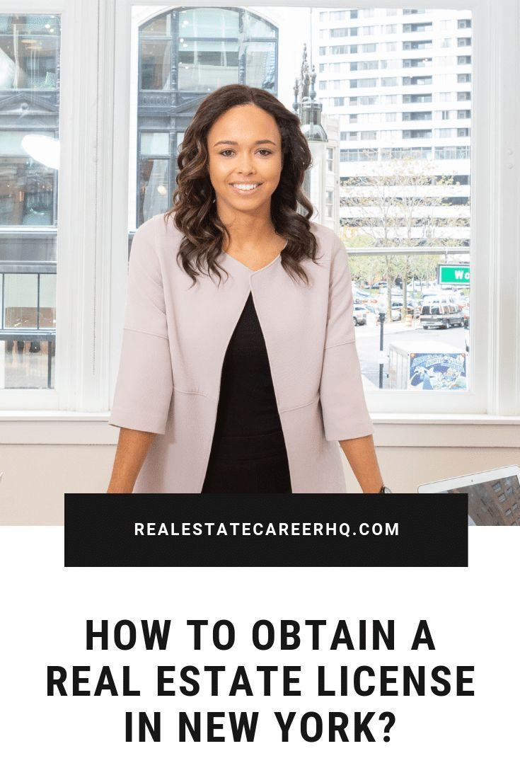 To Become A Real Estate Agent In New York You Need To Complete The 75 Hours Of Pre Licensing Real Esta Real Estate License Real Estate Exam Real Estate Career