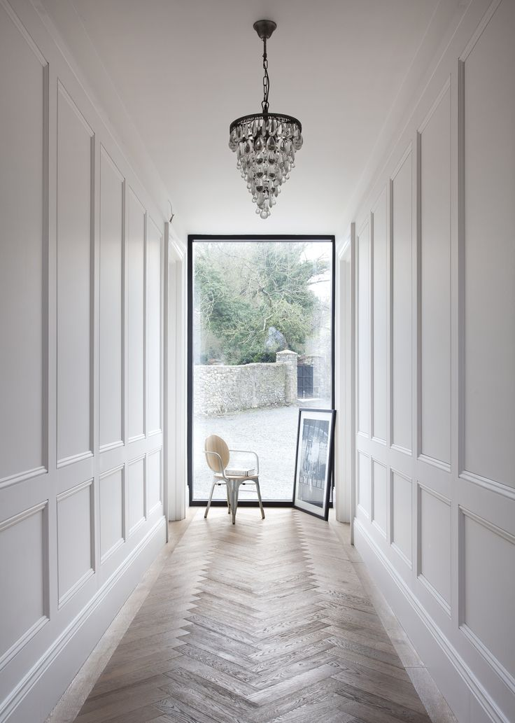 25 Best Ideas About Wall Panelling On Pinterest White