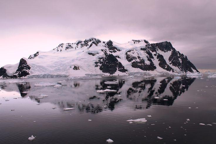 Why visit Antarctica?