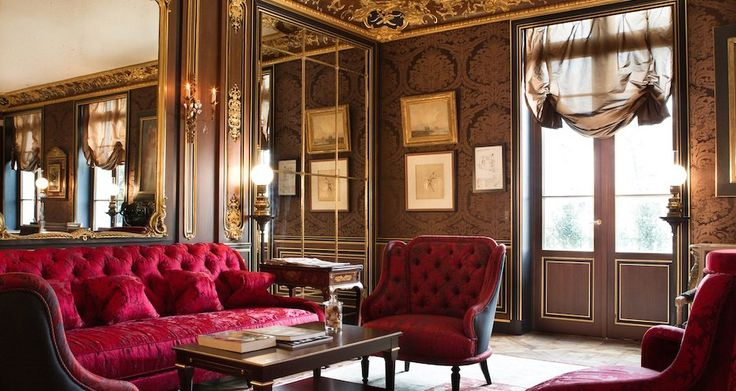 68 best images about classic hotel on pinterest belle new york and trends - Belle epoque interiors ...
