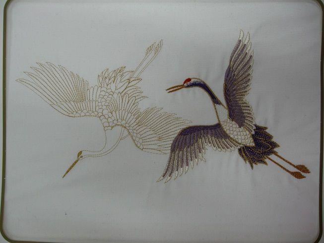 Crane Fascination, Zundt designs