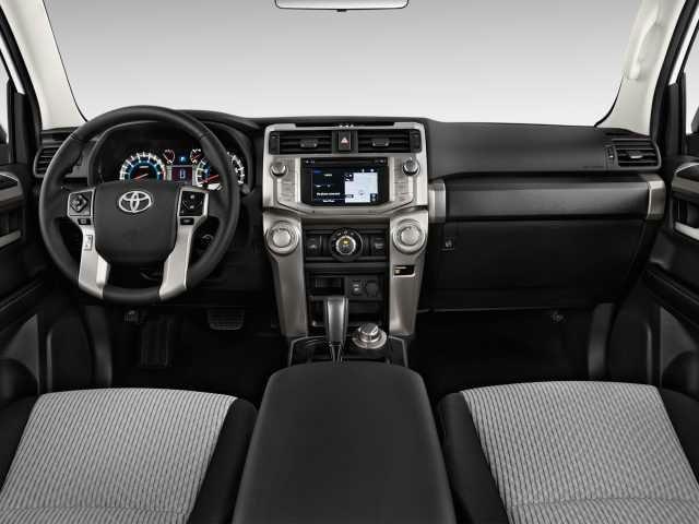 2016 Toyota 4Runner Limited Interior