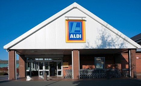 Supermarket Store Exteriors and Shop Fronts |