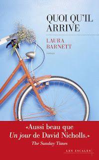 Clara et les mots: Laura Barnett - Quoi qu'il arrive