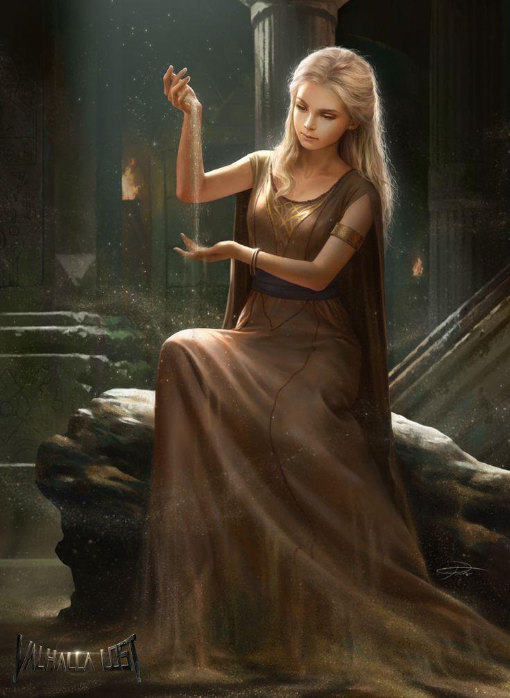 Valhalla Lost (Bil) by yinyuming.deviantart.com on @DeviantArt
