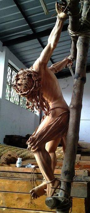 Cristo, Jorge Luis in San Antonio De Ibarra, Imbabura, Ecuador.................!!!!