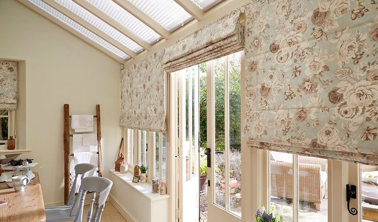 Conservatory blinds for side windows | Hillarys