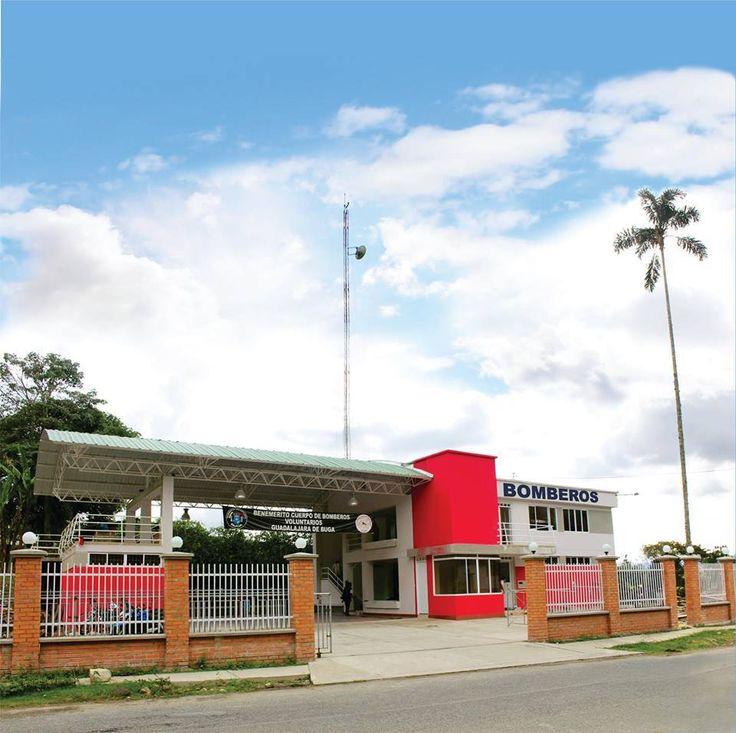 Sub-Estacion de bomberos de la Magdalena,Valle del Cauca,Colombia