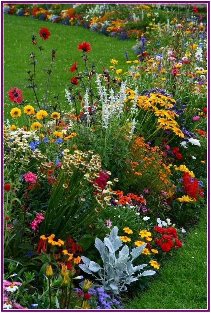 28 flowers garden ideas for backyards that make your home fresh 00008 – adamsman