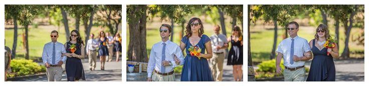 Ashland Oregon Wedding Photographer - Arly and Paul - Grizzly Peak Winery