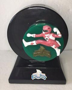 Original-Mighty-Morphin-Power-Rangers-Red-Ranger-Jason-Plastic-Coin-Bank-6-5-034