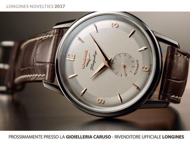 60° ANNIVERSARIO 1957-2017: UNO STRAORDINARIO MODELLO COMMEMORATIVO Dal 1957, anno in cui Longines vendette il suo primo Flagship, il successo della collezione non si è mai smentito.