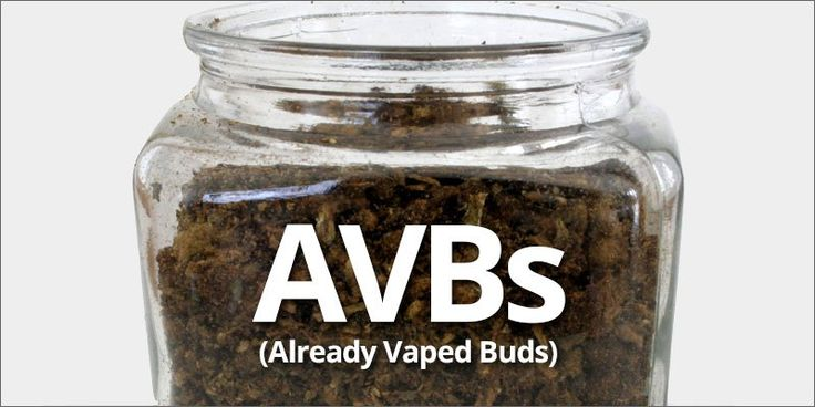 You have been throwing away perfectly intoxicating THC if you are throwing out your already vaped buds! Find out what you can with vaped weed, rather than throw it out.